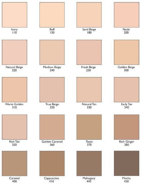 Colorstay Makeup Combination Oily Skin Buff Toke