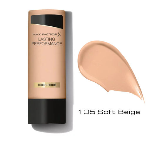 105 Soft Beige- Lasting Performance