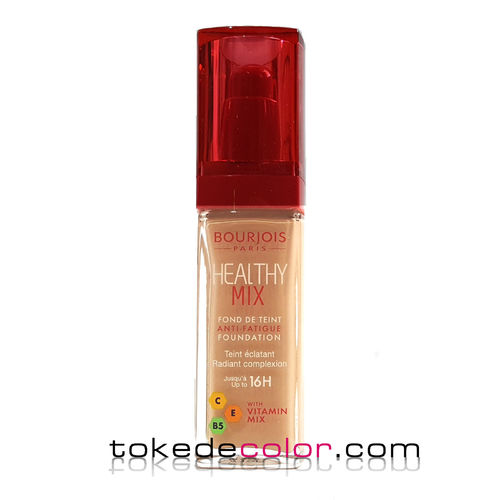 Healthy Mix Foundation 55 Beige Fonce