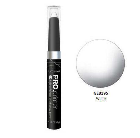 HD Pro Primer Eyeshadow- White