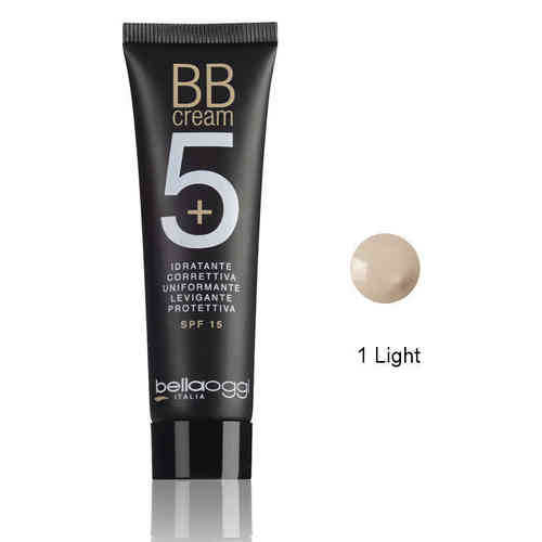 01 Light - BB Cream 5 en 1