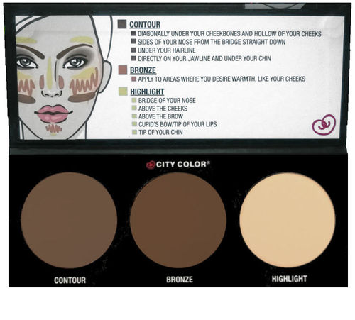 Contour Palette- City Color