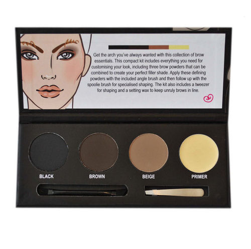 Eye Brow Kit Palette- City Color