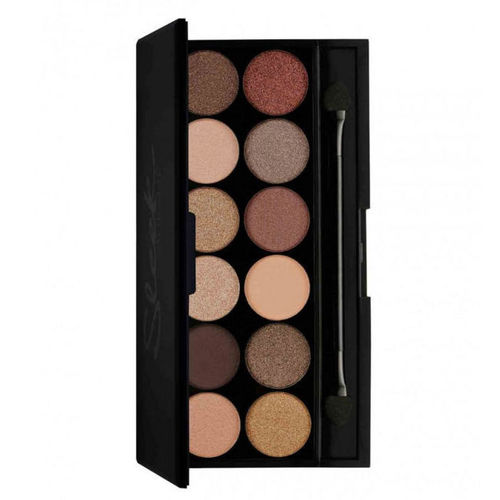 All night Long - I Divine eyeshadow palette Sleek