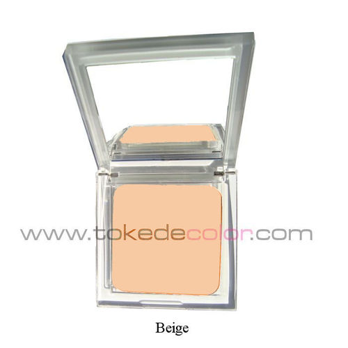 07 Beige- Formula Two Compact Powder