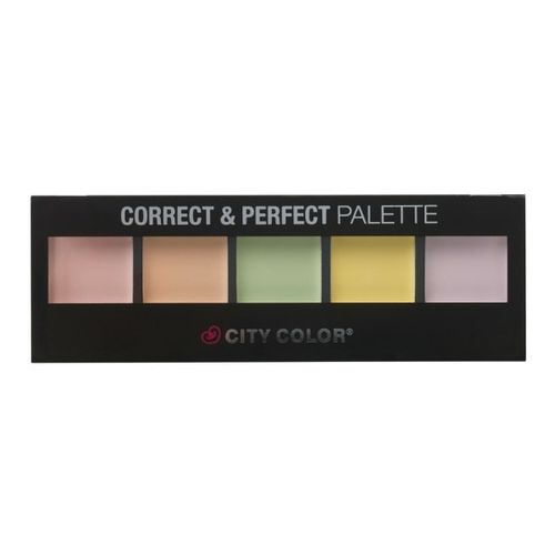 correct & perfect palette- City Color