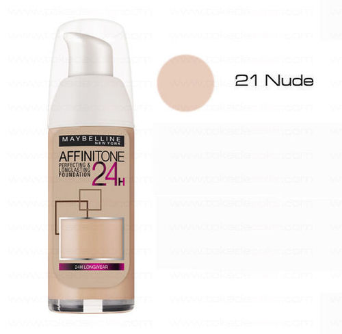 21 Nude- Affinitone 24H - Maybelline