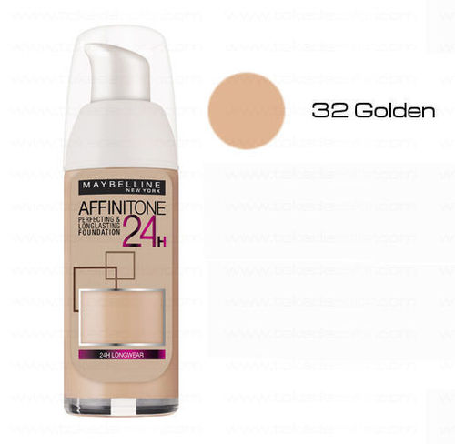 32 Golden- Affinitone 24H - Maybelline