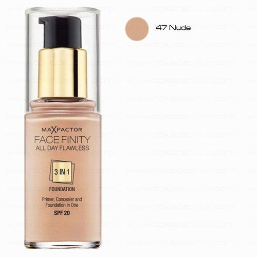Nude 47 Face Finity 3 in 1 Max Factor