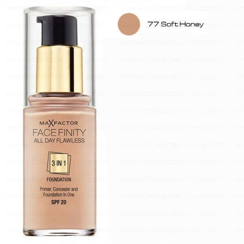 Soft Honey 77 Face Finity 3 in 1 Max Factor