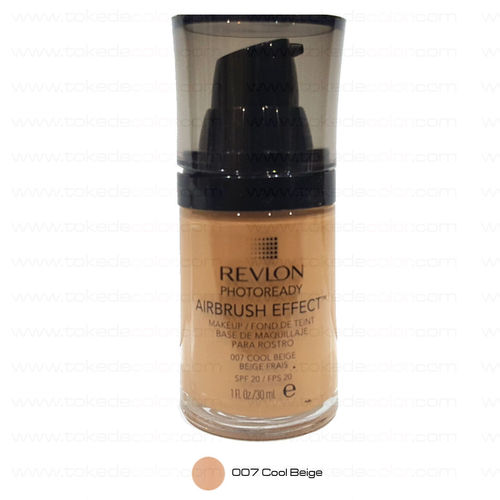 Base de maquillaje Photoready airbrush effect 007 Cool Beige