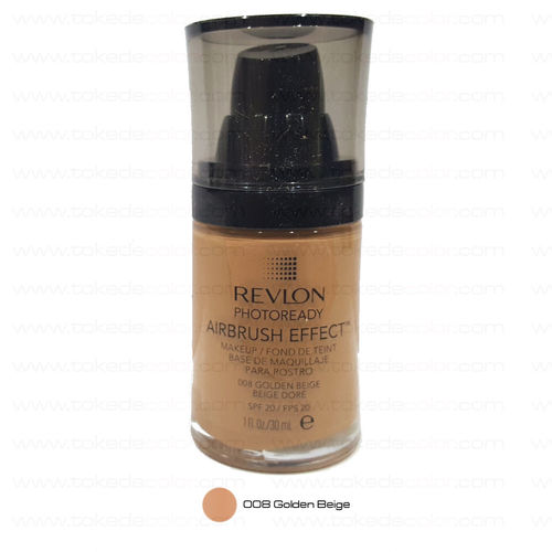 Base de maquillaje Photoready airbrush effect 008 Golden Beige