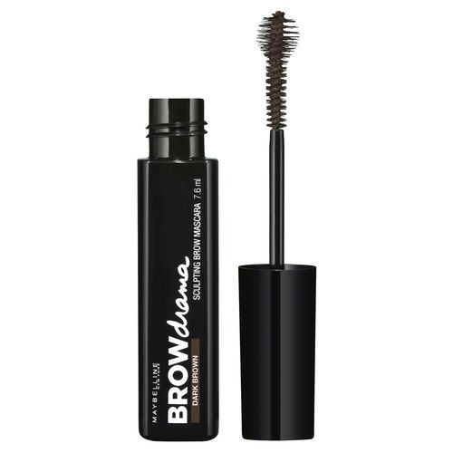 Brow mascara  Brow Drama Dark Brown - Maybelline