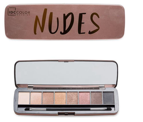 Nudes - Eyeshadow Tin Palette