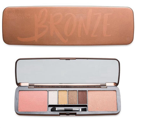 Bronze - Eyeshadow Tin Palette
