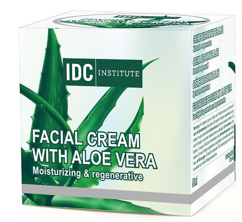 Crema Facial de Aloe Vera - From Nature
