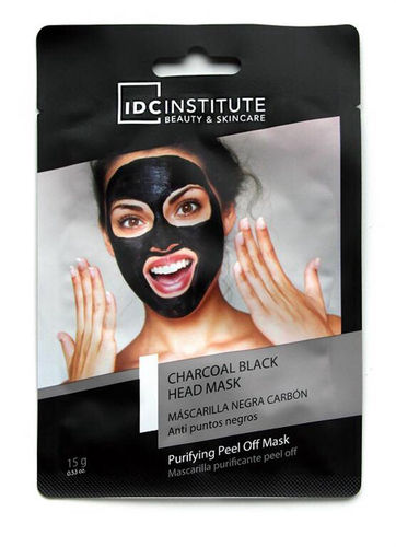Charcoal Black Head Mask