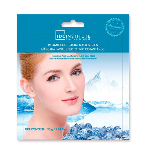 IDC Hyaluronic Acid Moisturizing ICE Facial Mask