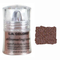 Pigmento Shimmering loose Eyeshadow- Chocolate