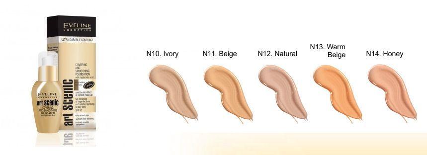 color ivory en maquillaje
