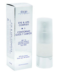 EYE AND LIPS COMPLEX- Contorno de ojos y labios