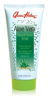 Exfoliante Natural de Aloe Vera 170g- Queen Helene