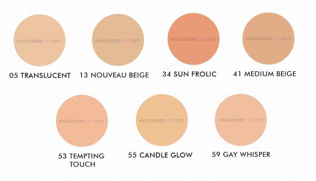 Vellidte Creme Puff 05 Translucent- Max Factor- Toke de Color LS-28