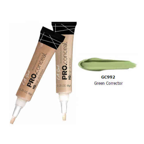 Pro Conceal HD- Green Corrector