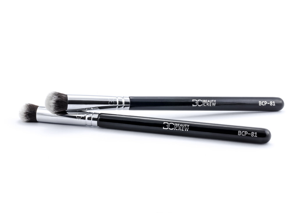 BCP-81 Eyes and face precision Brush- Beauty Crew