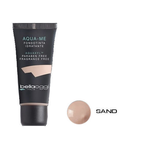 Aqua-Me Moisturizing foundation 01 Sand