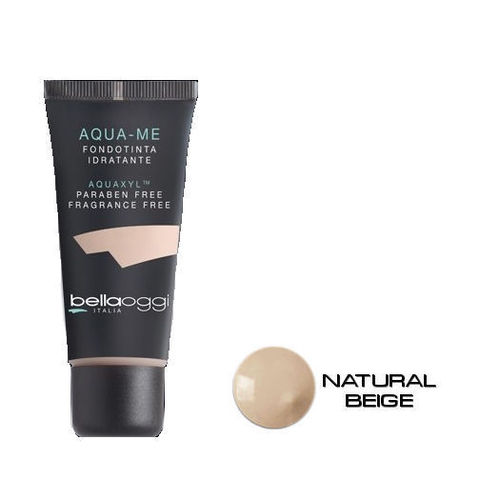 Aqua-Me Moisturizing foundation 02 Natural Beige