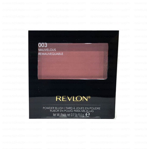 Colorete en polvo POWDER BLUSH REVLON 003 Mauvelous