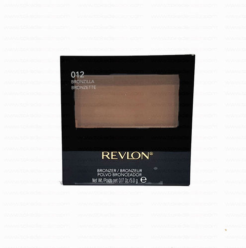 Colorete en polvo POWDER BLUSH REVLON 012 Bronzilla