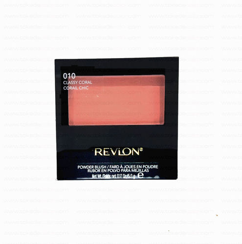 REVLON POWDER BLUSH 010