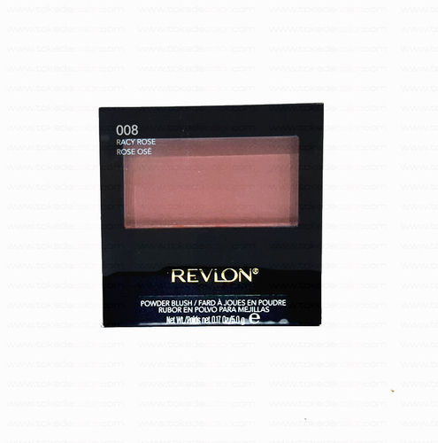 Colorete en polvo POWDER BLUSH REVLON 008 Racy Rose