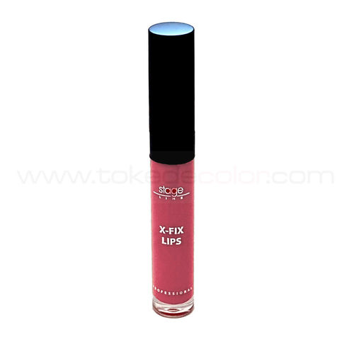 X-Fix Lips 02 Tono Rosa Medio - Barra de labios permanente