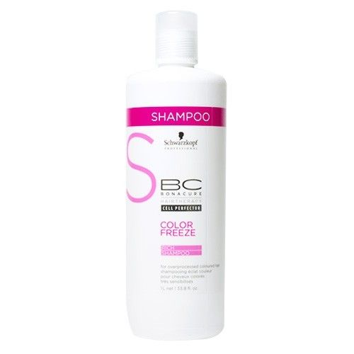 Champú Color Freeze Rich 1litro- BC Schwarzkopf