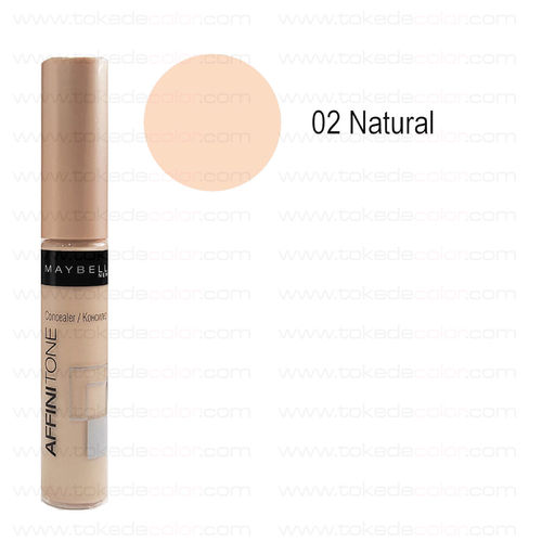 Maybelline -Affinitone Corrector 02 Natural
