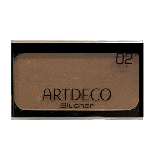 ARTDECO Blusher Colorete 02 Deep Brown Orange