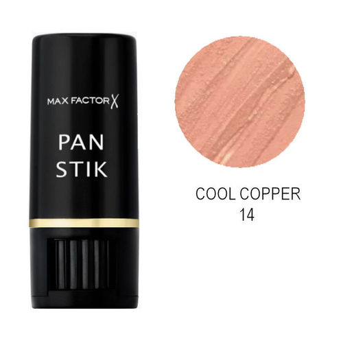 MAX FACTOR - Pan stik 014 Cool Copper