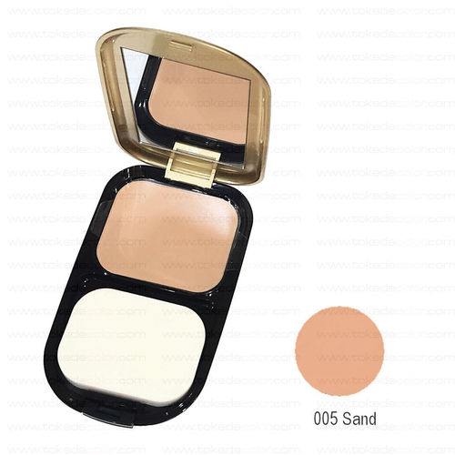 MAX FACTOR Facefinity Compact foundation 005 Sand